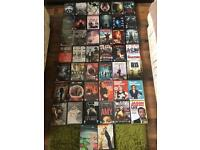 44 DVDs including boxsets and some unopened £1 each or 44 for £15