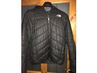 Black North Face Bubble Reversible Jacket
