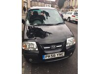 HYUNDAI AMICA AUTOMATIC 56 REG, 1.1 ENGINE ONE PREVIOUS OWNER, 12 MONTHS MOT IN EXCELLENT CONDITION