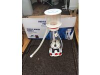 Marine tank Bubble Magers protein skimmer for sale