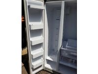 Samsung Side by Side Refrigerator and freezerSAMSUNG - RSA1RTPN American-Style