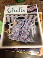 Selection of Quilt Books $5.00 each