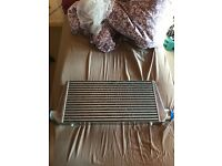 BMW e46 intercooler and pipe work universal