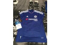 Signed chelsea shirt with COA