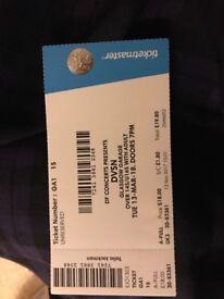 DVSN Ticket- Glasgow Garage