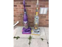Dyson hover x 2 spares or repairs