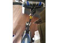 Turbo rocket eletric scooter