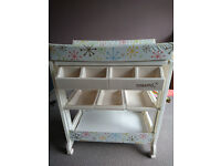 Cossato Easi Peasi multi-function baby changing table