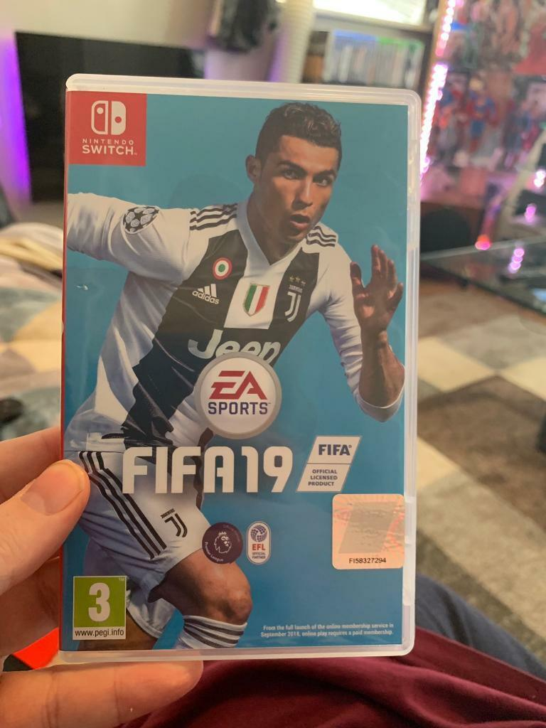 Fifa 19 switch game brand new | in Bangor, County Down | Gumtree