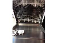 BEKO DFN05X10W FULL-size Dishwasher-White