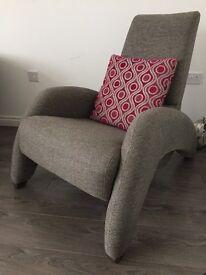 Fama Manacor designer corner sofa plus chairs
