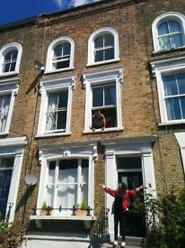 Single or couple wanted to fill a room in spacious 3 bedroom Dalston/Newington Green flat.