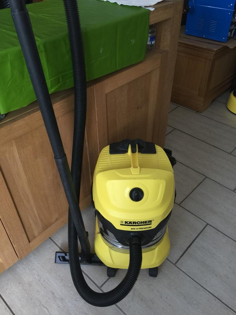 Fabulous Karcher WD4 Premium Vacuum Cleaner | in Northolt, London EA39