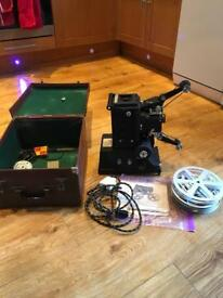 Specto vintage 9.5mm movie projector