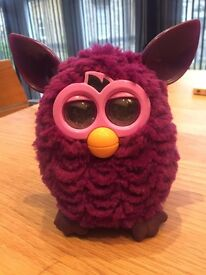 Purple Furby 2012