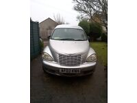 PT cruiser 2.2L Turbo CRD.