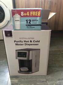 Hot Water Dispenser & Filters