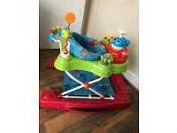 Baby go round walker 4 in 1