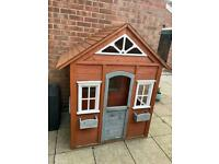Outdoor Wendy House