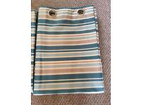 House of Fraser curtains £15