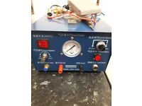 400w Argon pulse arc jewellery welder.