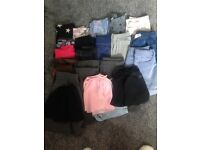Large bundle of girls clothes age 7 to 9