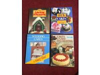 Books (cakes for all occasions)