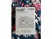 Belkin WiFi range extender plug