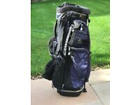 Wilson Golf Bag with stand and back pack style straps
