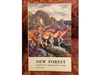 New Forest Guide Book