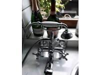 Bath mixer tap