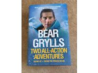 Two Bear Gryll Books. Including Mud, sweat and tears.