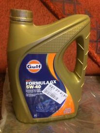 Engine Oil and Oil Filter For Sale