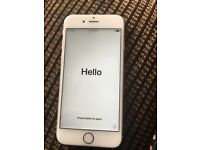 IPhone 6s silver 16gb very good condition £150