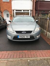 Ford mondeo 2009 needs attention