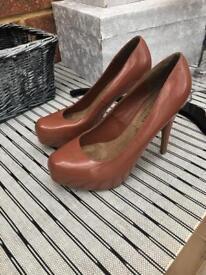 New Look Hidden Platform Heels