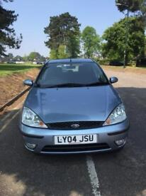 Ford Focus 2004 / Automatic 1.6cc