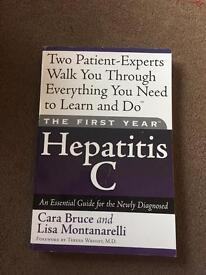 The First Year Hepatitis C, Cara Bruce & Lisa Montanarelli