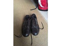 Size 10 (UK) Mens Adidas Golf Shoes (Used)
