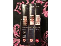 Bad Girls DVD box sets 1 - 3