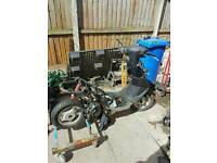 Pulse scout spares or repairs