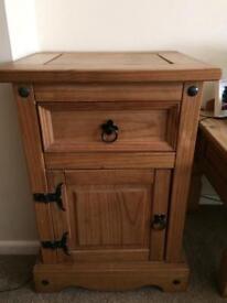 Corona pine cupboard