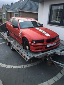 BMW Compact cup car 318
