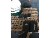 Vintage miniature bibles
