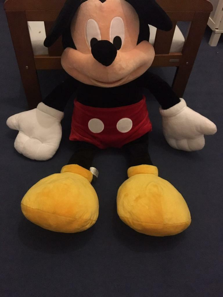 Teddy ( Mickey Mouse)