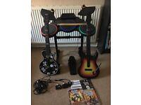PS3 Guitar Hero bundle