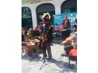 Djembe classes, weekly, central Brighton