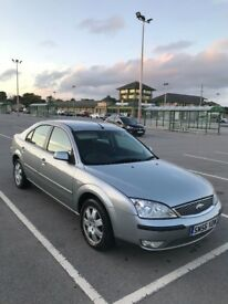 Ford Modeo 2.0 TDCI 2007 12 Month MOT