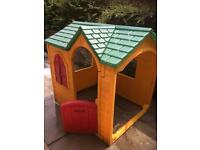 Little tyke play house Wendy house club house