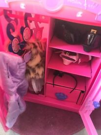 Build a Bear bundle including bears, furniture and clothes